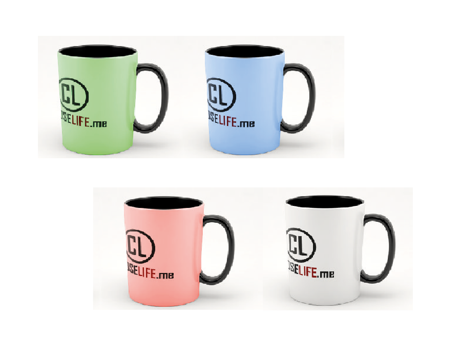 Choose Life Mugs