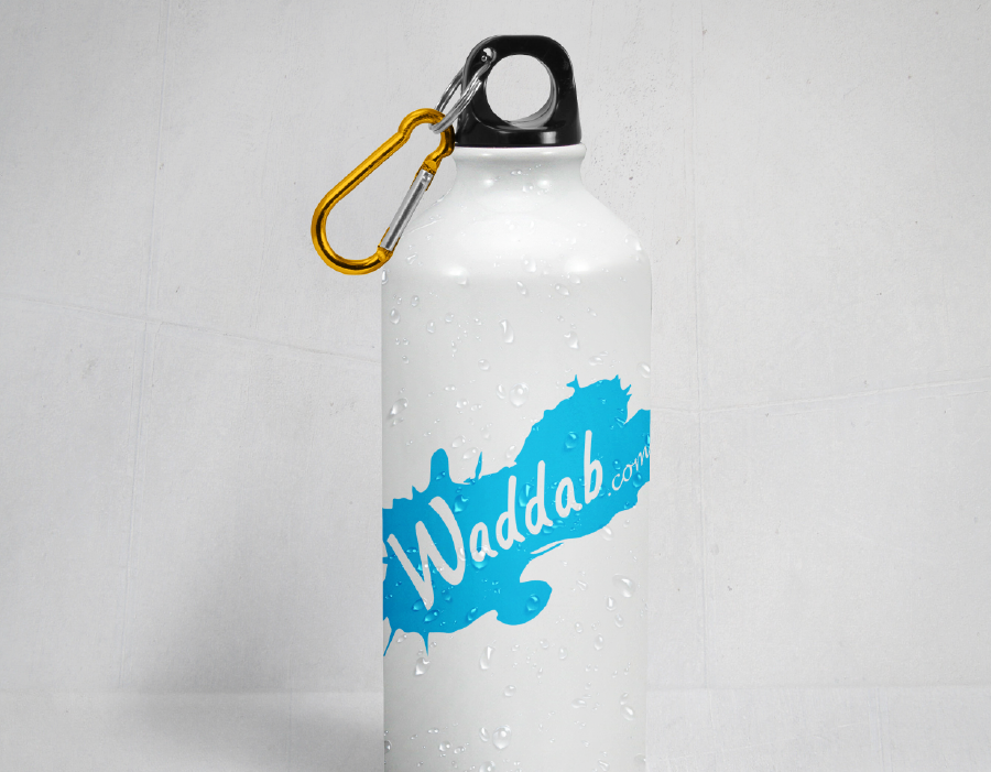 Waddab.com-Water Bottle